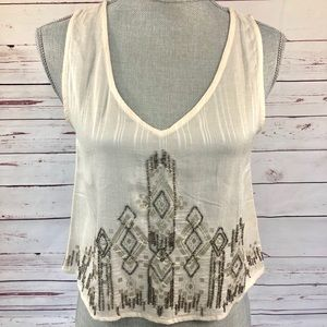 Billabong Beaded Top